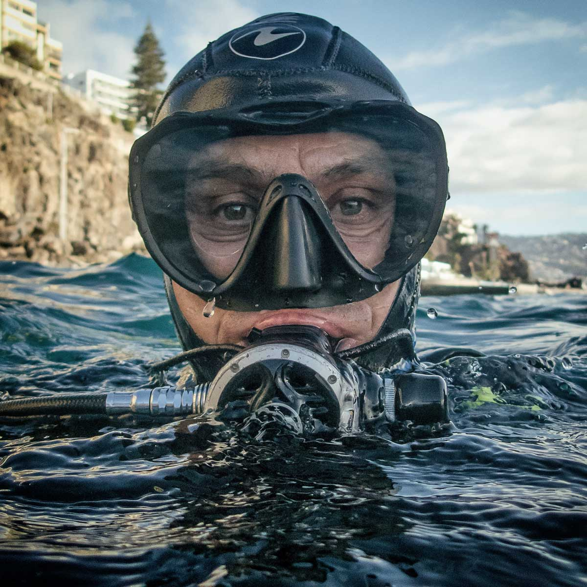 Diving in Madeira