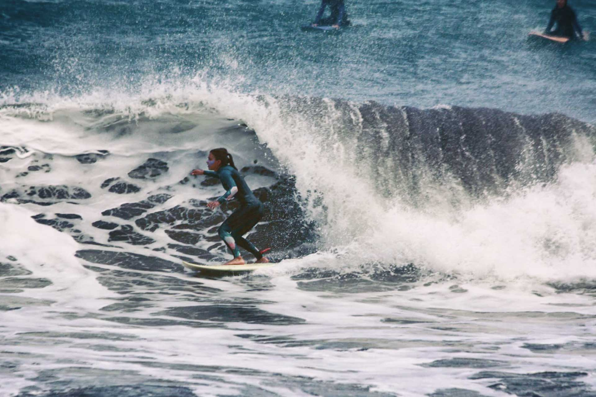 Surfer's guide to Madeira